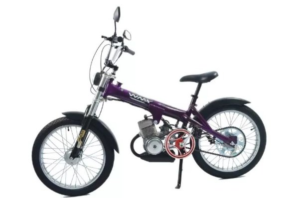 Bicicleta Motorizada Bikelete - Mobilete