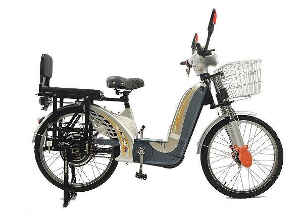Bicicleta Elétrica Motorizada 350W [Direto Da Fábrica]
