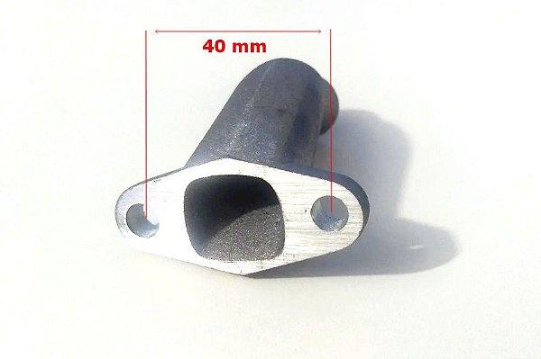 Coletor De Combustível Do Cilindro 80cc Alumínio