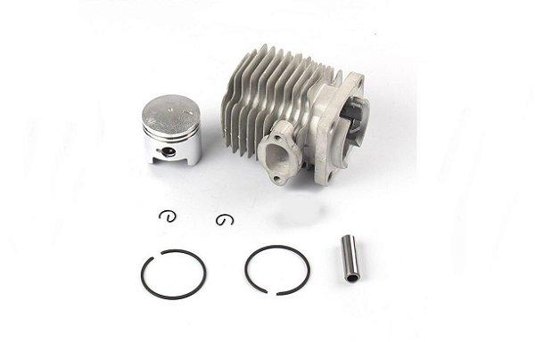 Kit Cilindro Mini Moto 49cc 44mm C/ Pistão E Anéis