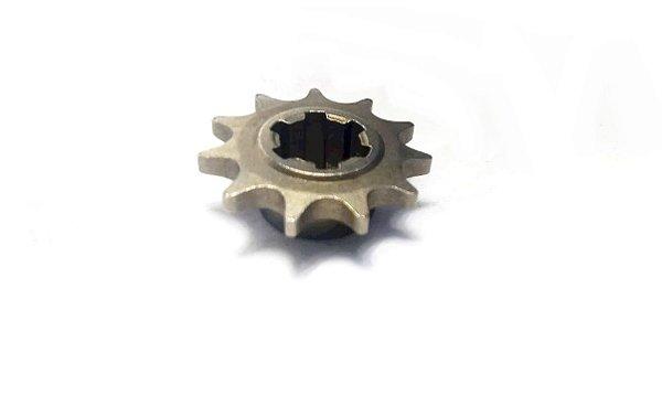 Pinhão 11 Dentes Da Mini Moto