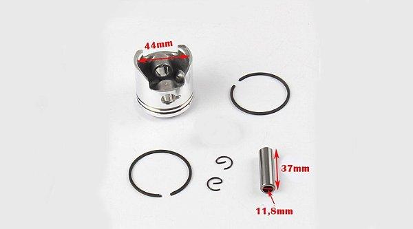 Pistão Completo 44 mm Para Mini Moto