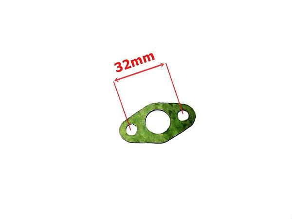 Junta Do Coletor 32mm Do Kit Motor 80cc