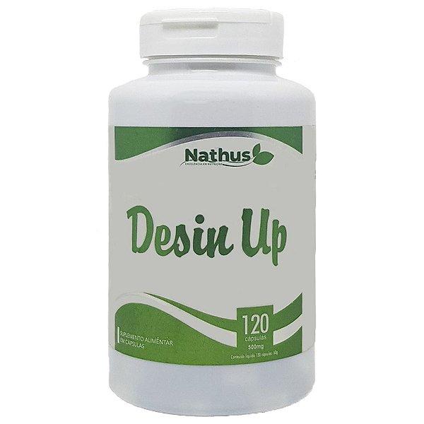 Desin Up 500mg - 120 cápsulas