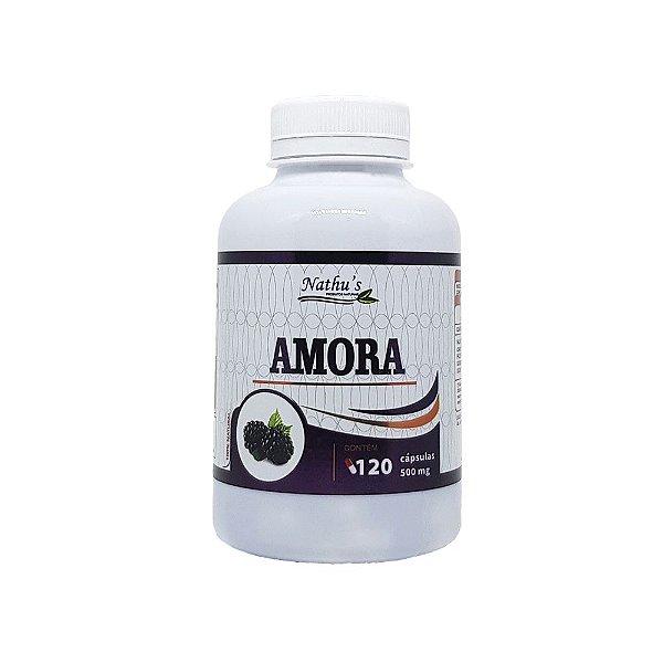 Amora 500mg - 120 capsulas