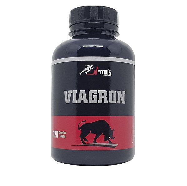 Viagron 500mg - 120 Cápsulas