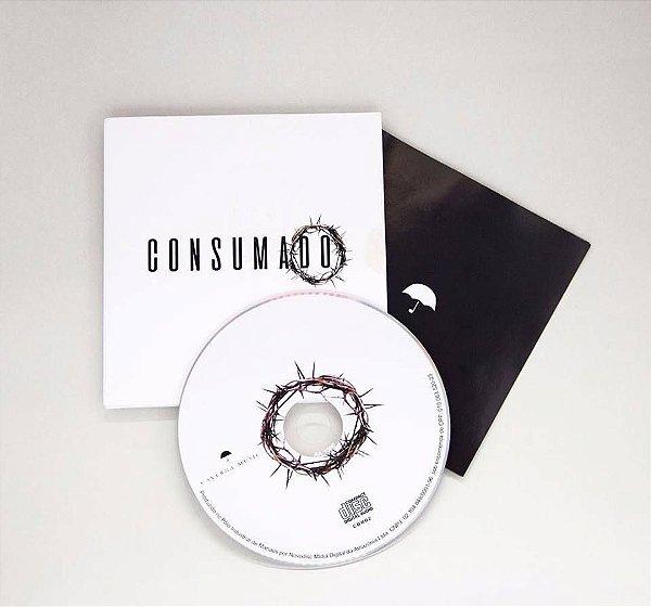 CD Álbum Consumado - Caverna Music