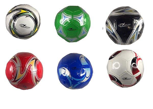 Bola De Futebol Várias Cores Tamanho N-5