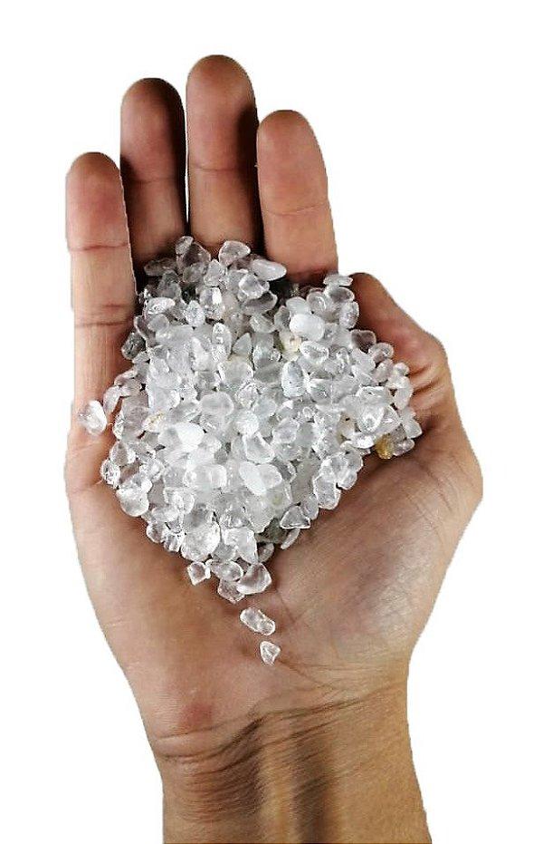 1kg De Pedra Rolada Cascalho Cristal Natural Chakra