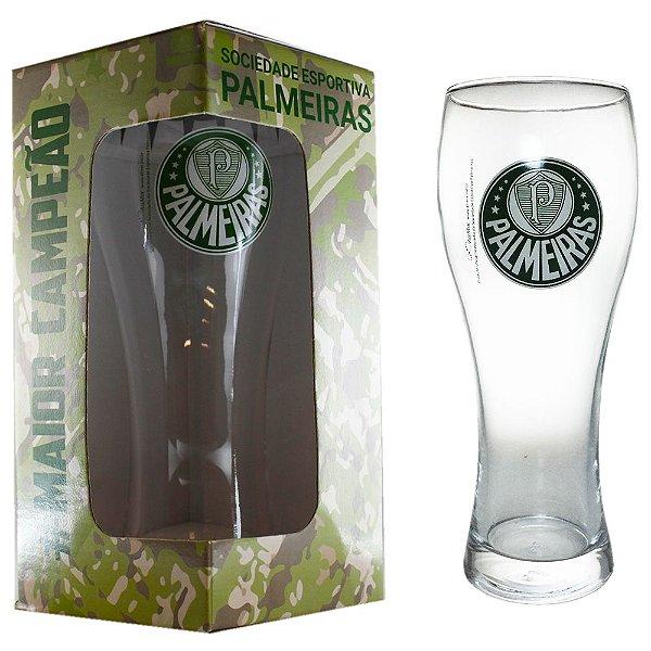 Copo de cerveja e chopp do Palmeiras Porco 680ML