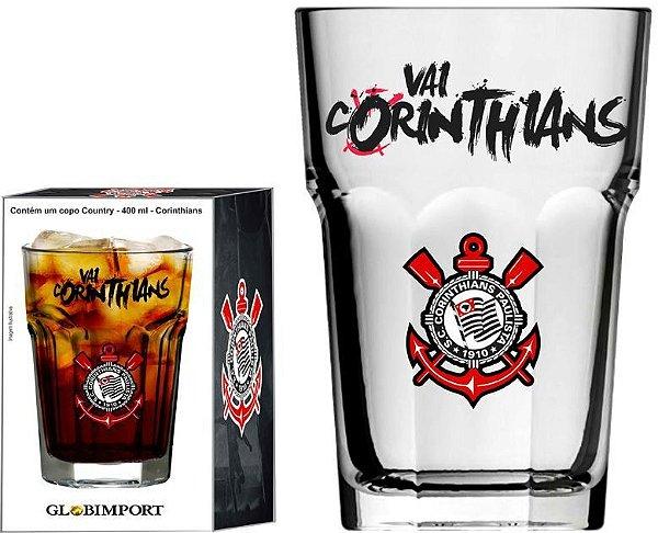 Copo Country Vai Corinthians - 400ml