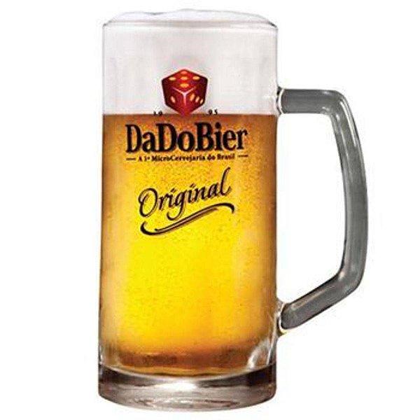 Caneca Para Cerveja Ruvolo Dado Bier Original - 500 Ml