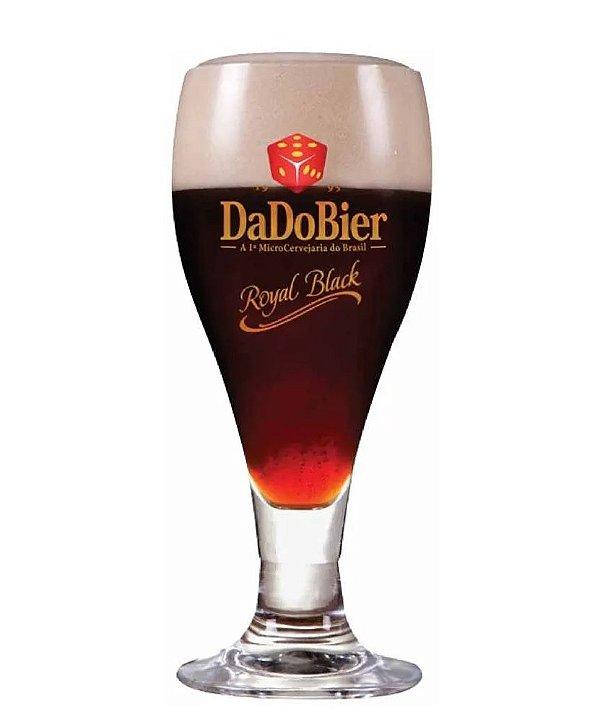 Taça De Cerveja Dado Bier Royal Beer Cristal 375ml