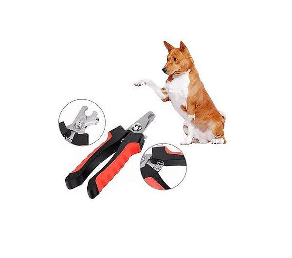 Alicate Cortador De Unhas Pet Gato Cachorro 12cm