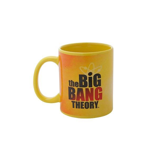 Caneca Amarela The Big Bang Theory Original - Urban