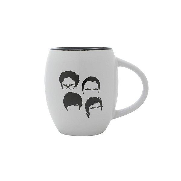 Caneca De Porcelana - The Big Bang Theory - Bulging