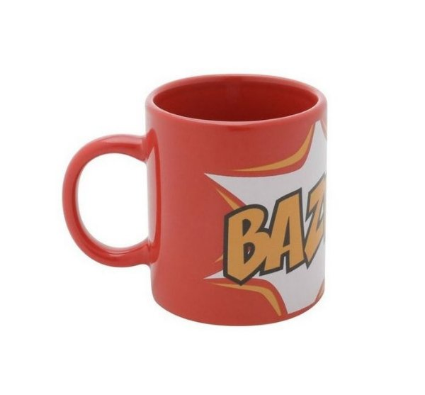 Mini Caneca Bazinga The Big Bang Theory Original - Urban