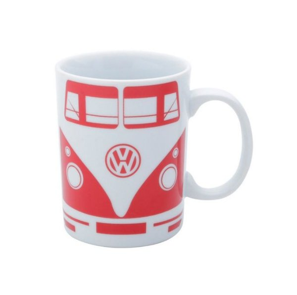 Mini Caneca De Porcelana Vw Kombi 135ml Urban