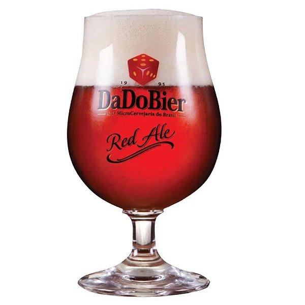 Taça Para Cerveja De Cristal - Dado Bier Red Ale 380ml