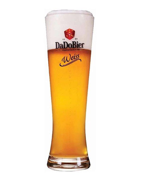 Copo De Cerveja De Cristal Dado Bier Weiss 685ml