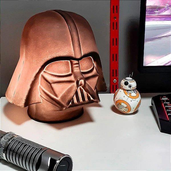 Luminária 3d Darth Vader Star Wars Oficial - Usare