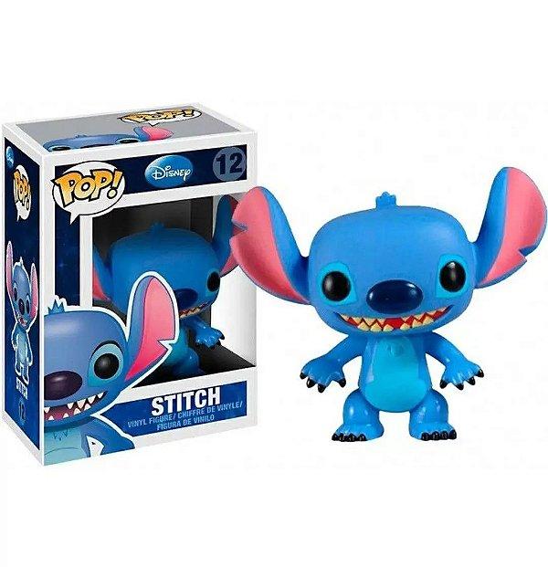 Boneco Funko Pop Disney Lilo E Stitch - Stitch - 12