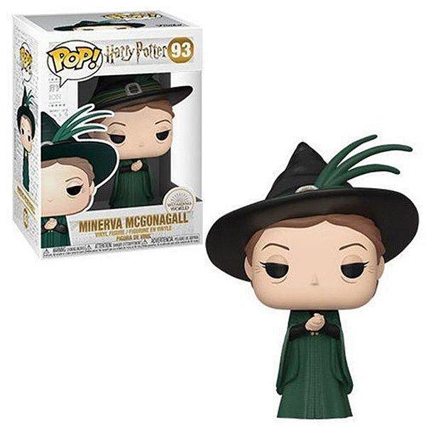 Boneco Pop! Funko Harry Potter 6 Minerva Mcgonagall 93