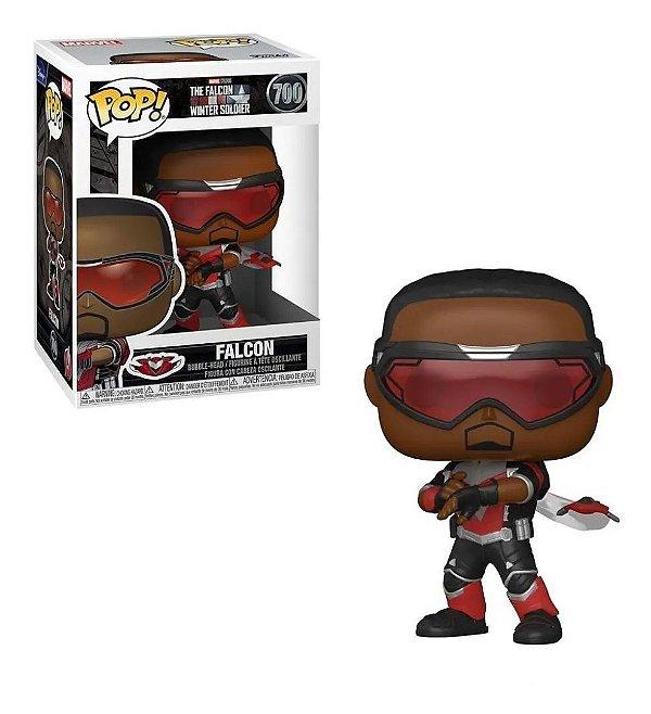 Boneco Funko Pop The Falcon Winter Soldier Falcon 700