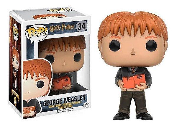 Boneco Funko Pop Harry Potter George Weasley 34