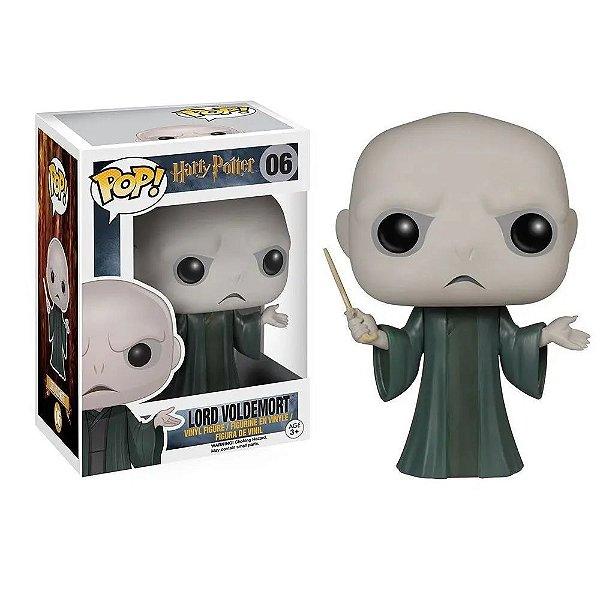 Boneco Pop! Funko Harry Potter Voldemort 06