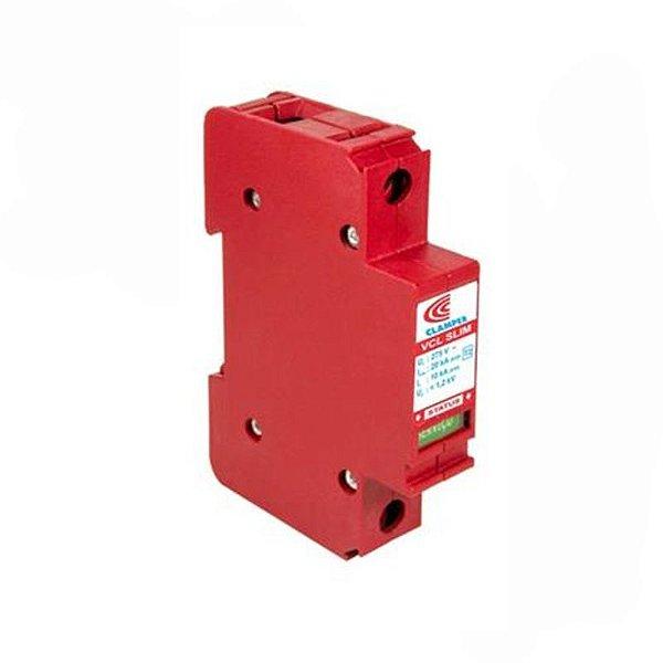 Protetor Surtos Raios DPS VCL Slim 275V 20kA 4954 Clamper