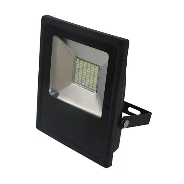 Refletor LED 30W Aluminio IP65 Luz Verde 74305000 Blumenau