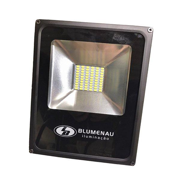 Refletor LED 30W Aluminio IP65 Luz Branca 74306000 Blumenau