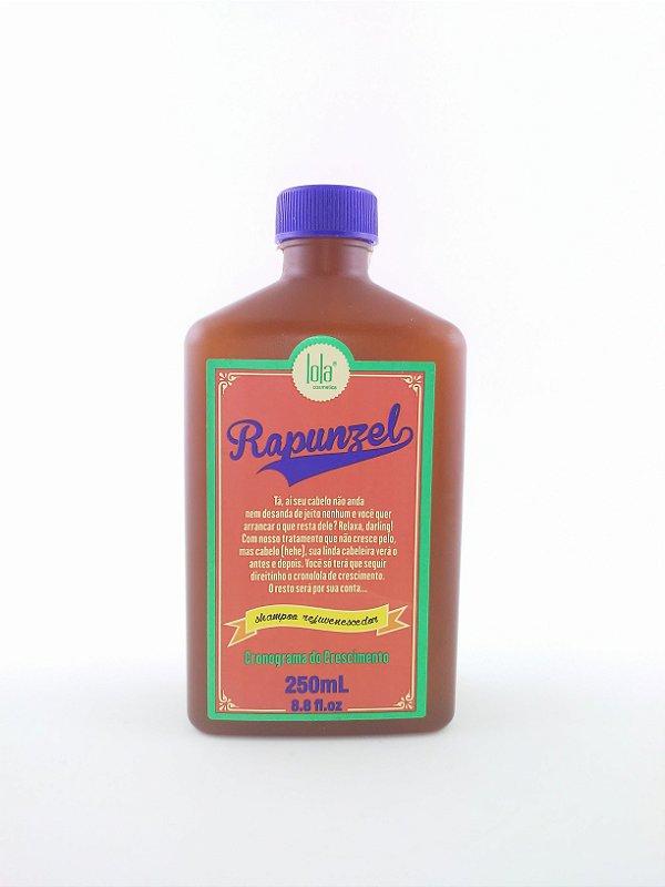 Shampoo Rejuvenescedor Rapunzel