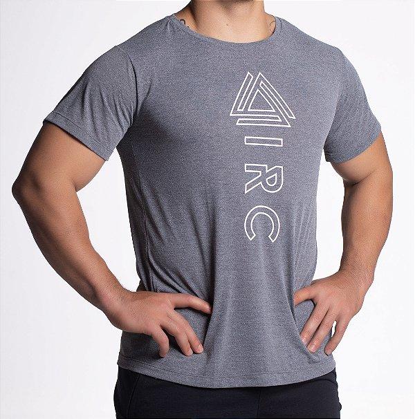 Camiseta Masculina Mescla IRC *Super desconto*