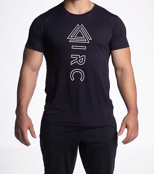 Camiseta Masculina IRC cor Preta
