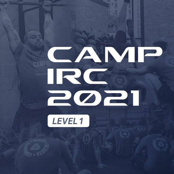 *Camp IRC 2021 level 1