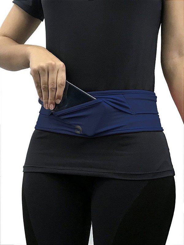 Cinto de Lycra Running Belt PRETO SKYHILL