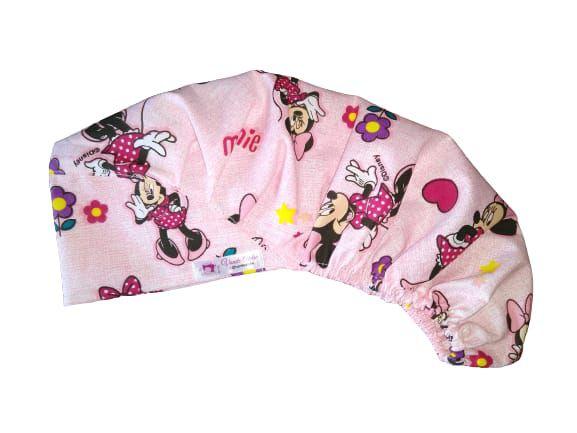 Touca feminina  - Tecido Disney