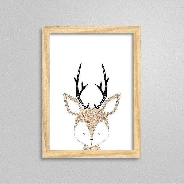 Quadro Cervo