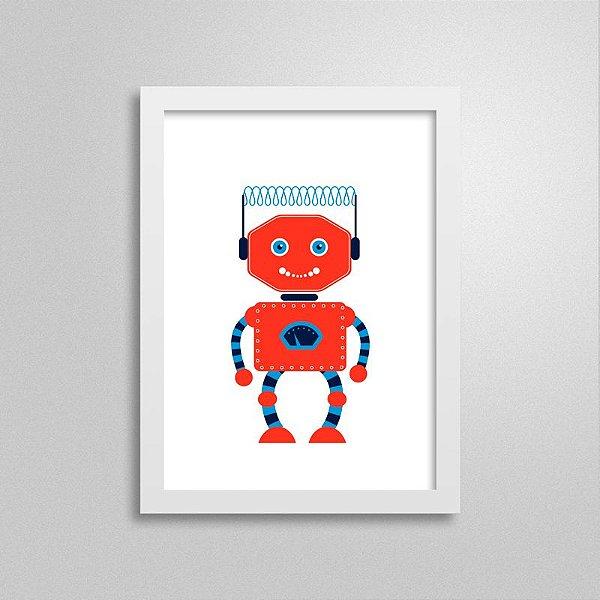 Quadro Robô Ignitron