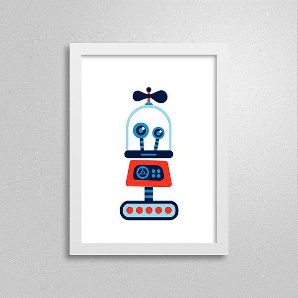 Quadro Robô Gigatron