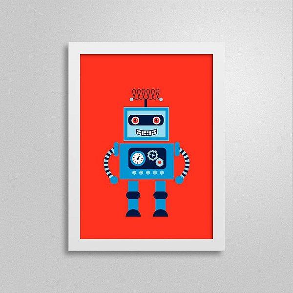 Quadro Robô D1Q1