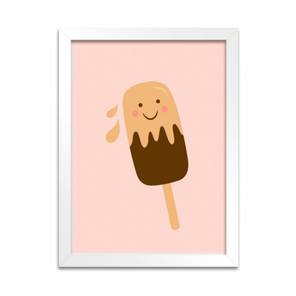 Quadro Happy Popsicle