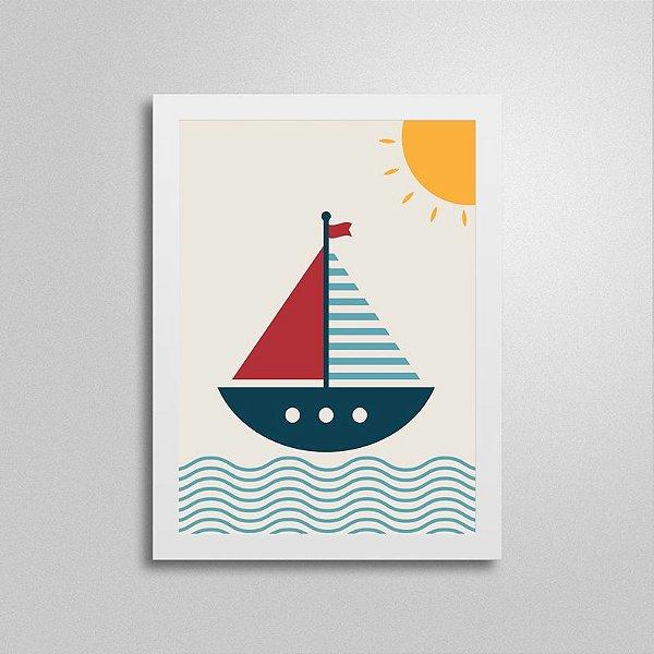 Quadro Navy Barco