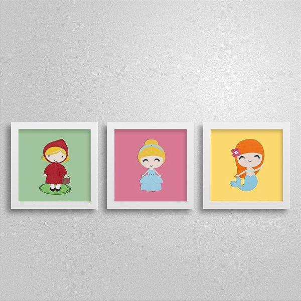 Trio Princesas