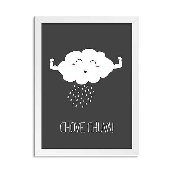 Quadro Chove Chuva