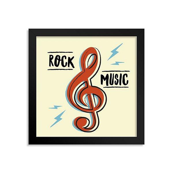 Quadro Rock Music