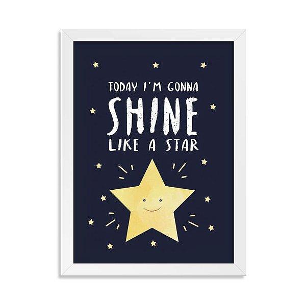 Quadro Shining Star