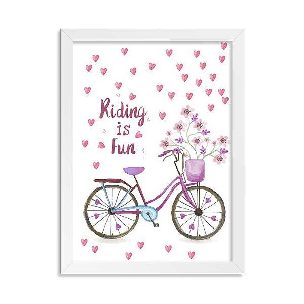 Quadrinho Bicicleta Fun 1